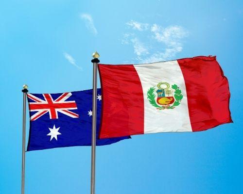 Peru Australia Free Trade Agreement